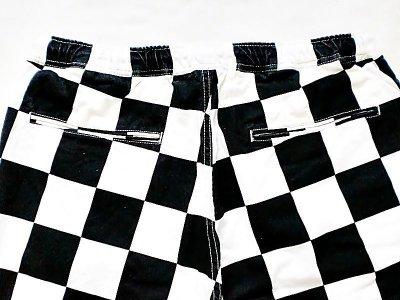 """画像3: EVILACT""""Checker easy shorts-B"""""""