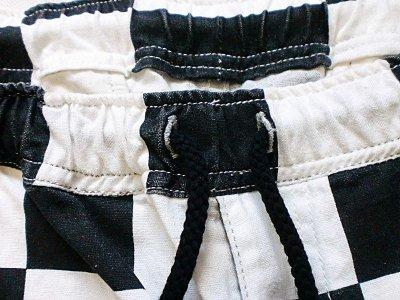 """画像2: EVILACT""""Checker easy shorts-B"""""""