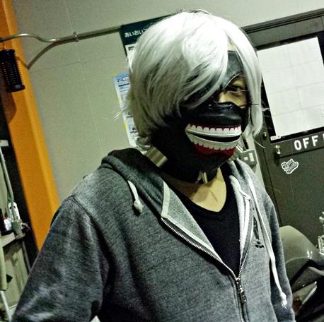Tokyo Ghoul !??