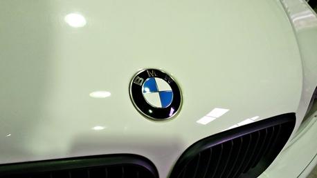 BMW 318i E46 emblem☆