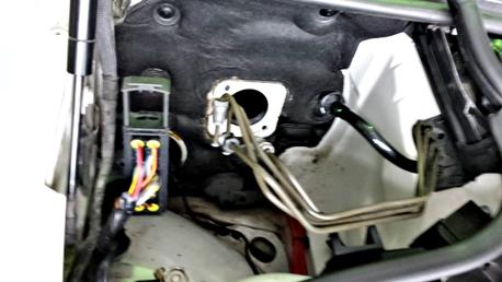 BMW 318i E46Brake booster ♯2