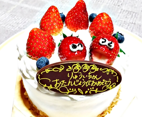 Super birthday months☆