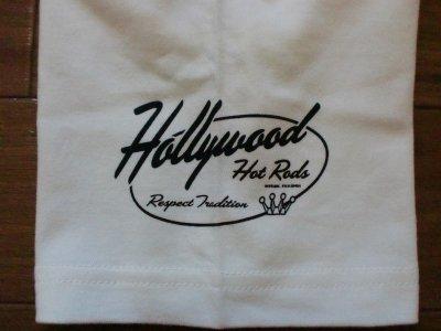 """画像1: Hollywood Hot Rods""""PISTON""""Tee"""