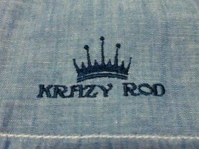 "画像3: KRAZY ROD""NATTY BREEZE""CHAMBRAY SHIRT"