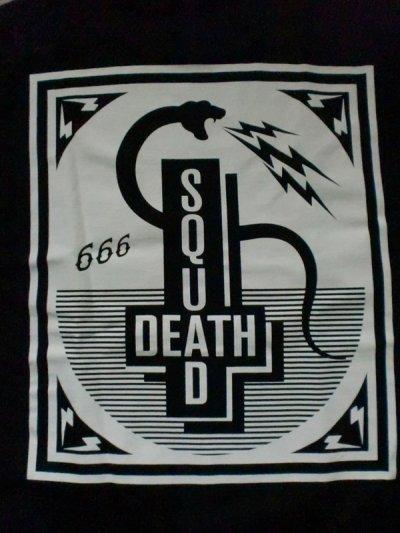 """画像2: DEATH SQUAD""""Snake Pit""""Tee"""