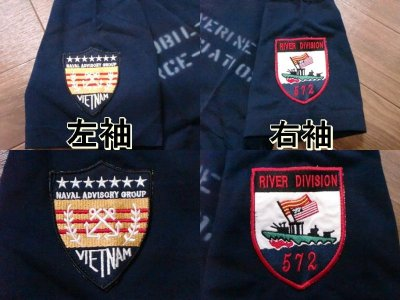 "画像1: HOUSTON""U.S. NAVY""Military Tee"