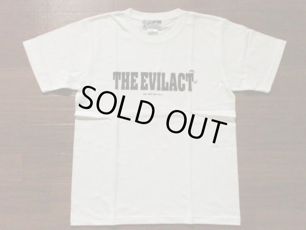 "画像1: EVILACT""New Logo""6.2oz Tee (1)"