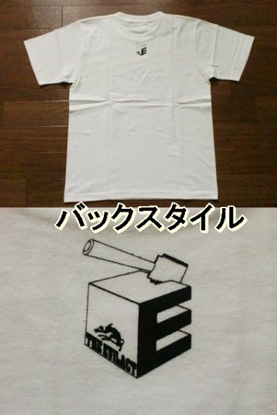 "画像2: EVILACT""New Logo""6.2oz Tee"