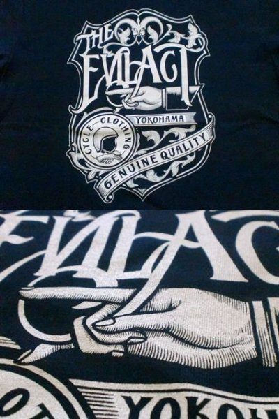 "画像3: EVILACT""Hand Sign""Tee"