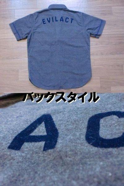 """画像3: EVILACT""""Baseball Shirt's/B"""""""