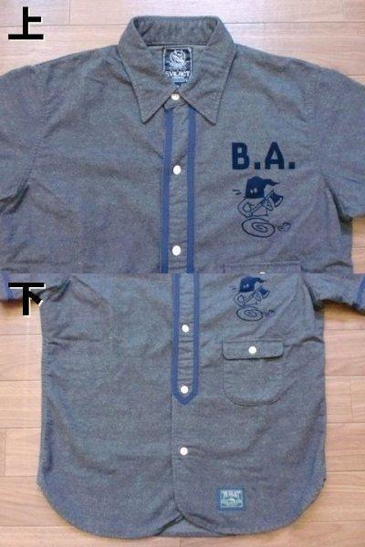"""画像1: EVILACT""""Baseball Shirt's/B"""""""