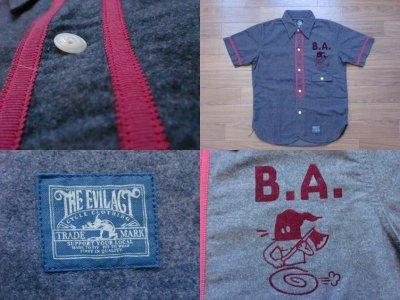 """画像2: EVILACT""""Baseball Shirt's/R"""""""