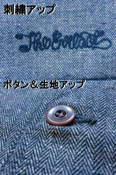 """画像2: EVILACT""""cotton classic vest"""""""