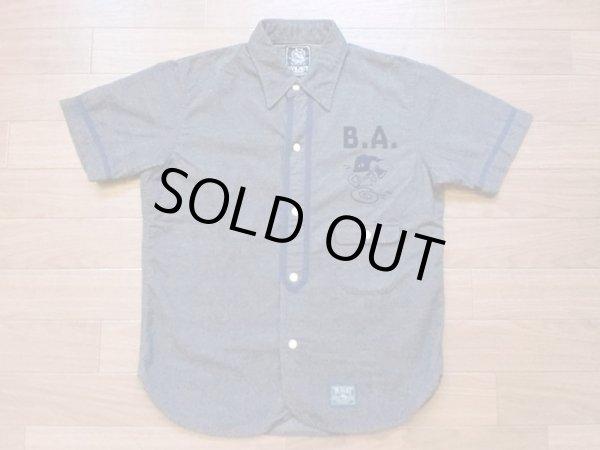 """画像1: EVILACT""""Baseball Shirt's/B"""" (1)"""