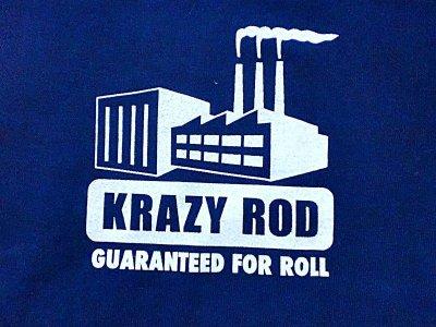 """画像2: KRAZY ROD""""LOWRIDER LOGO""""Tee"""