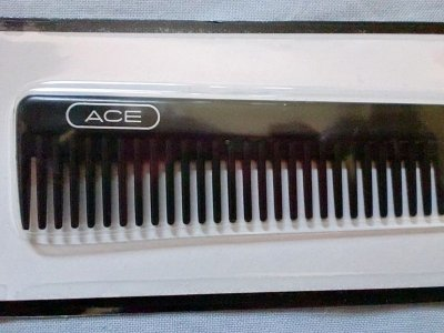 "画像1: KRAZY ROD SELECT""ACE/7""BARBER COMB"""