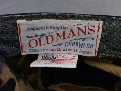 "画像3: OLDMAN'S""Linen Work Cap"""