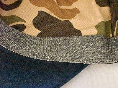 "画像2: OLDMAN'S""Linen Work Cap"""