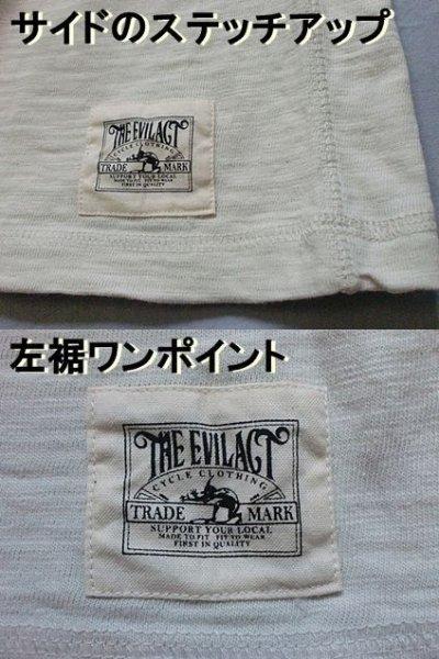 """画像2: EVILACT""""Multi Slub Henley Neckline Shirts"""""""