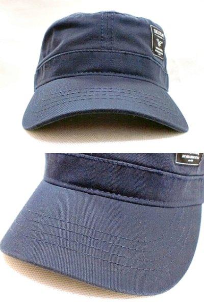 """画像2: EVILACT""""PIGMENT TWILL CAP/cross bone logo"""""""