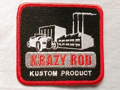 "画像3: KRAZY ROD""HOUSE""PATCH"