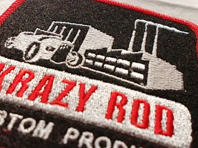 "画像1: KRAZY ROD""HOUSE""PATCH"