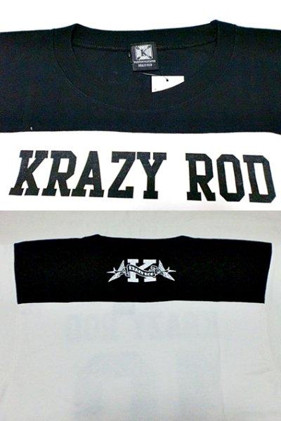 "画像2: KRAZY ROD""MAZEL TOV""3/4 SLEEVE HOCKEY Tee"