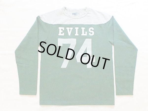 "画像1: EVILACT""NUMBERING HOCKEY TEE"" (1)"