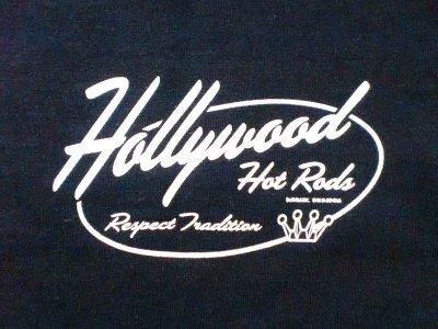 """画像2: Hollywood Hot Rods""""FROM COAST TO COAST""""Tee"""