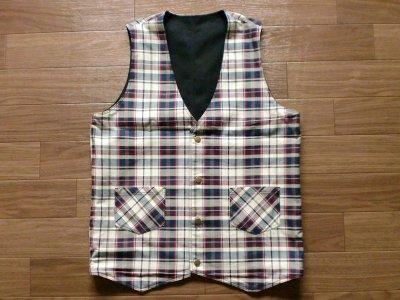 """画像1: ROUND HOUSE""""Reversible Work Vest"""""""