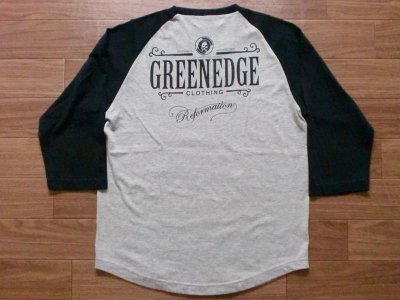 "画像2: GREEN EDGE""Playing Hand""Long Tee"