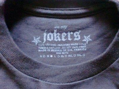 """画像3: Sin City Jockers""""VINTAGE JOCKERS"""""""