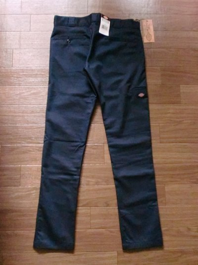 "画像1: SKINNY STRAIGHT PANT ""DOUBLE KNEE"""