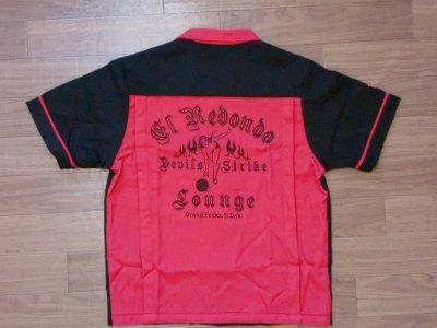 """画像1: LUCKY13/Bowling Shirt""""El Redondo"""""""