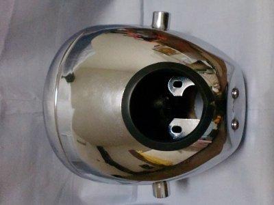 画像1: Vintage Head light/Rockers type
