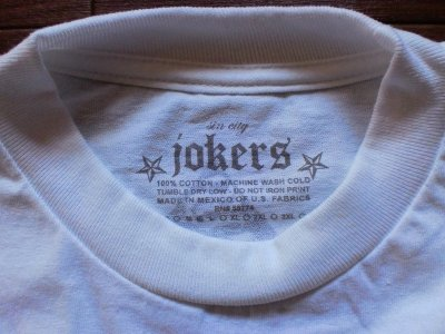 "画像3: Sin City Jockers""TRIBAL""Tee"
